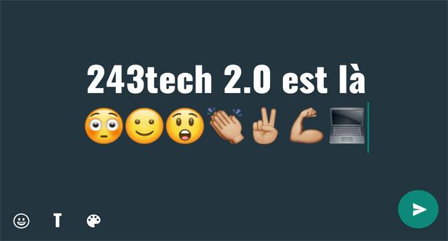 243tech version 2.0 est là : Découvrez les nouvelles fonctionnalités