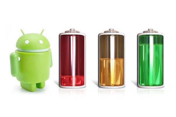 5 methodes pour garder votre Android toujours en charge