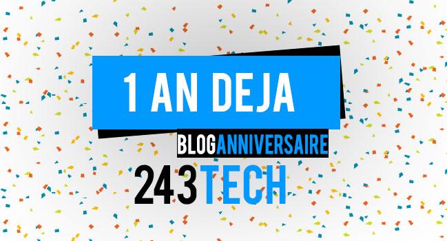 Le blog a un an, joyeux bloganniversaire | Le bilan