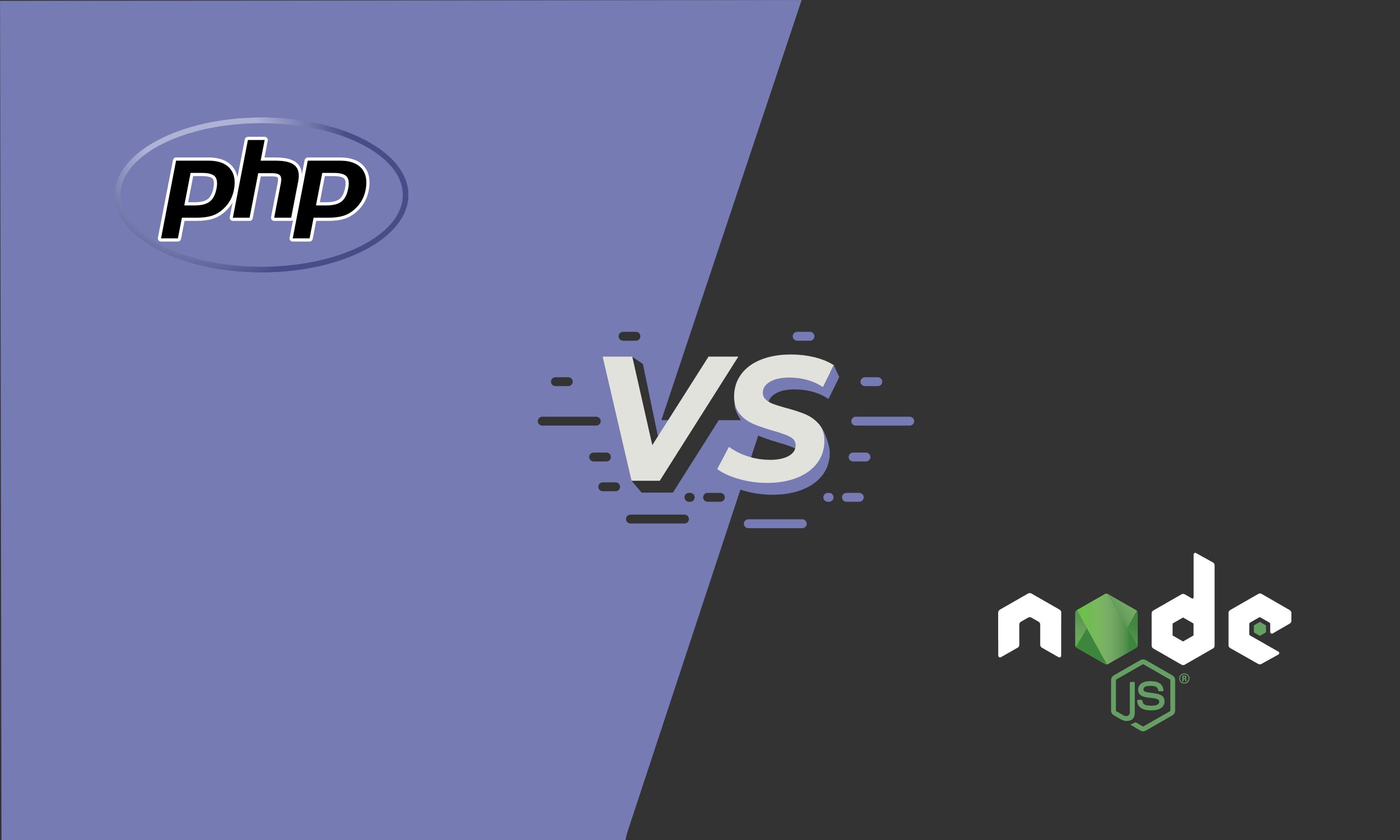 PHP ou Node.js : Voici la bonne technologie pour votre projet