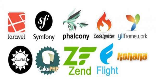 sondage    top 5 frameworks php les plus utilis u00e9s